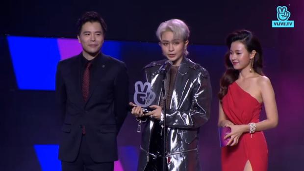BTS là nghệ sĩ được khán giả Việt quan tâm nhất, Noo Phước Thịnh - JustaTee chiến thắng thuyết phục tại VLIVE Award 2018 - Ảnh 6.