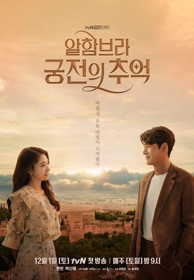 Bảng xếp hạng phim Hàn nổi bật tuần qua: Đáng chú ý bên cạnh Encounter là cái tên sau đây! - Ảnh 6.
