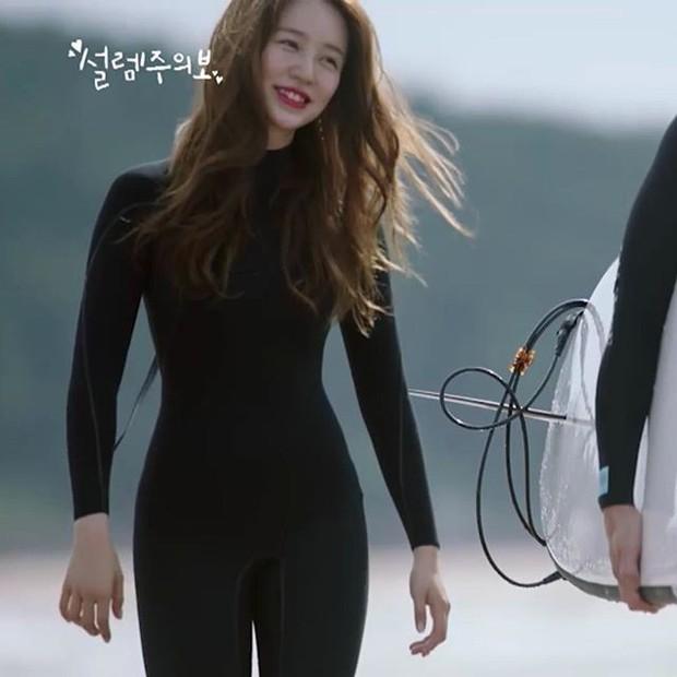 Dispatch tung loạt ảnh Yoon Eun Hye khoe body: U40 mà vẫn sở hữu thân hình S-line đáng ngưỡng mộ - Ảnh 1.