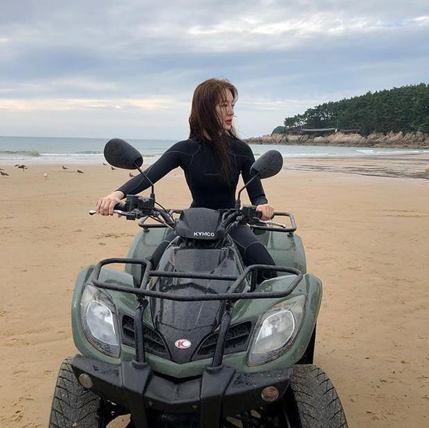 Dispatch tung loạt ảnh Yoon Eun Hye khoe body: U40 mà vẫn sở hữu thân hình S-line đáng ngưỡng mộ - Ảnh 2.