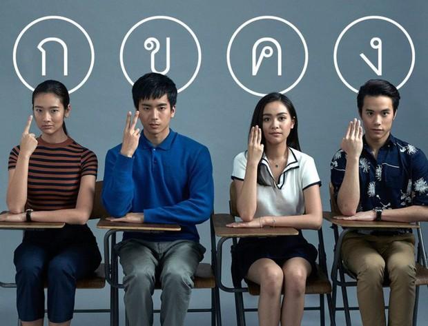 Bỏ túi bí quyết sinh tồn tại trường học qua loạt phim học đường Thái Lan - Ảnh 6.