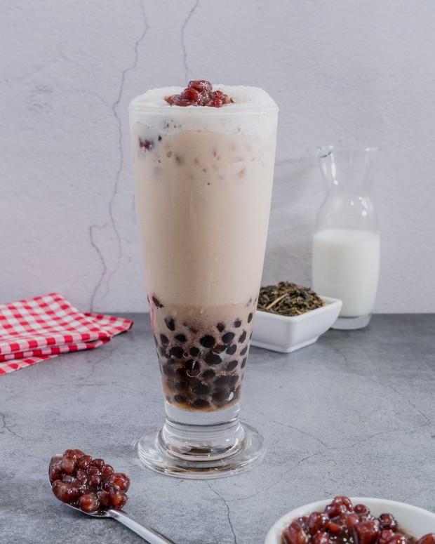 """Giới trẻ xôn xao về thương hiệu trà sữa """"cội nguồn"""" TP TEA du nhập về Việt Nam - Ảnh 4."""