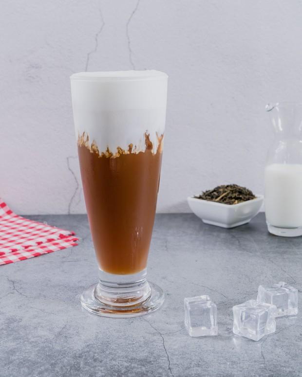"""Giới trẻ xôn xao về thương hiệu trà sữa """"cội nguồn"""" TP TEA du nhập về Việt Nam - Ảnh 6."""