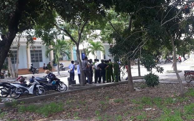 Vụ Phó chủ tịch HĐND phường bị bắn chết: Trước ngày xảy ra án mạng, nạn nhân và hung thủ cùng chơi bóng chuyền - Ảnh 1.