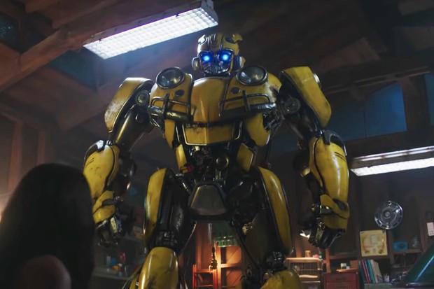 3 cột mốc quan trọng nhất cuộc đời chú robot ong nghệ Bumblebee kể từ khi xuống Trái Đất - Ảnh 3.
