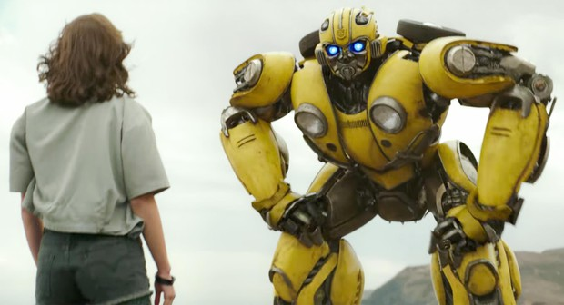 3 cột mốc quan trọng nhất cuộc đời chú robot ong nghệ Bumblebee kể từ khi xuống Trái Đất - Ảnh 4.