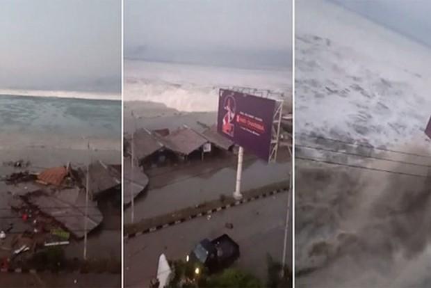 Nhật Bản xuất khẩu công nghệ theo dõi sóng thần - Ảnh 1.