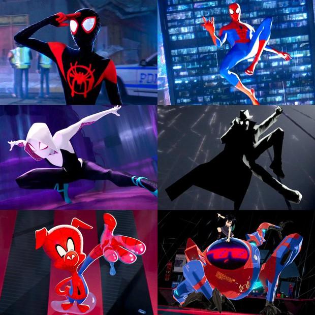 """Khám phá 4 điều mới toanh của Vũ trụ Nhện mới trong """"Spider-Man: Into the Spider-Verse"""" - Ảnh 2."""