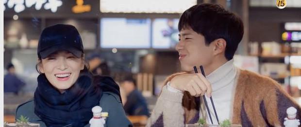 Encounter: Park Bo Gum tán Song Hye Kyo bằng trò ăn mì úp kinh điển- Ảnh 1.