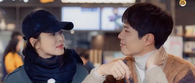 Cùng ăn mì úp: Trò hẹn hò kinh điển xứ Hàn được Song Hye Kyo dùng để tán Park Bo Gum trong Encounter - Ảnh 2.