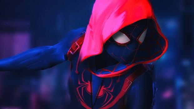 """Khám phá 4 điều mới toanh của Vũ trụ Nhện mới trong """"Spider-Man: Into the Spider-Verse"""" - Ảnh 3."""