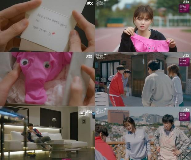 Quét sạch bụi bẩn và dọn dẹp... tâm hồn bằng tình yêu với Cô Tiên Dọn Dẹp Kim Yoo Jung - Ảnh 4.