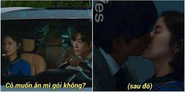 Encounter: Park Bo Gum tán Song Hye Kyo bằng trò ăn mì úp kinh điển - Ảnh 4.