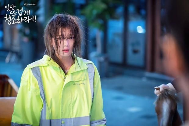 Quét sạch bụi bẩn và dọn dẹp... tâm hồn bằng tình yêu với Cô Tiên Dọn Dẹp Kim Yoo Jung - Ảnh 5.