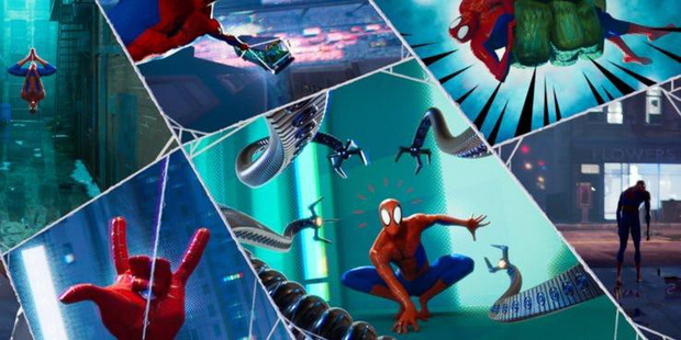 """Khám phá 4 điều mới toanh của Vũ trụ Nhện mới trong """"Spider-Man: Into the Spider-Verse"""" - Ảnh 9."""