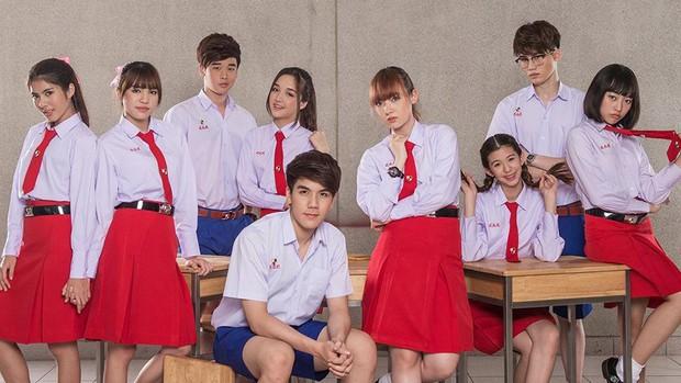 Bỏ túi bí quyết sinh tồn tại trường học qua loạt phim học đường Thái Lan - Ảnh 4.