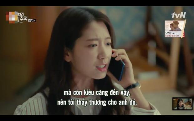 Chuyện lạ: Khẩu nghiệp cỡ Hyun Bin cũng nói không lại Park Shin Hye trong Hồi ức Alhambra - Ảnh 9.