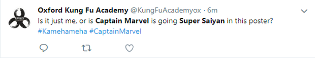 Dân mạng lại bấn loạn vì tạo hình Captain Marvel như một Siêu Xayda vĩ đại - Ảnh 5.