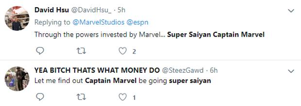 Dân mạng lại bấn loạn vì tạo hình Captain Marvel như một Siêu Xayda vĩ đại - Ảnh 7.