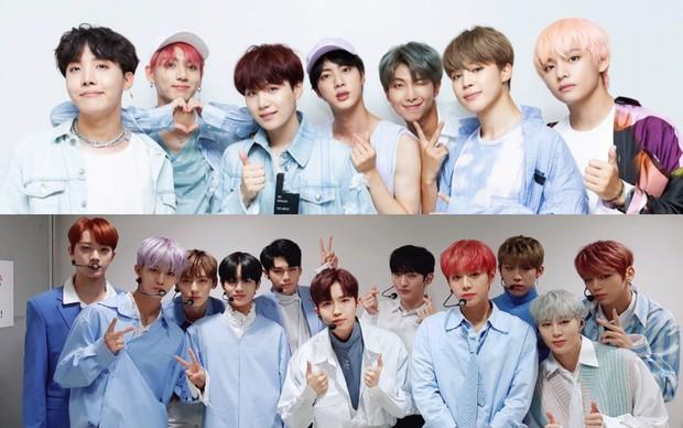Top 10 ca khúc có lượt nghe cao trong 24 giờ đầu của các nhóm nam: Bất ngờ với thứ hạng của BTS và Wanna One - Ảnh 1.