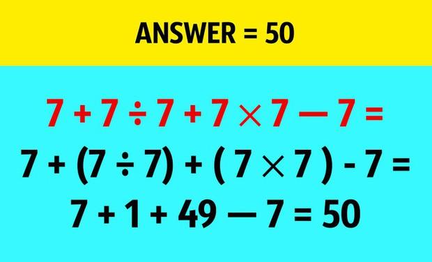 Phải thông minh lắm bạn mới giải được 6 câu đố kích thích trí não và khả năng tư duy này - Ảnh 7.