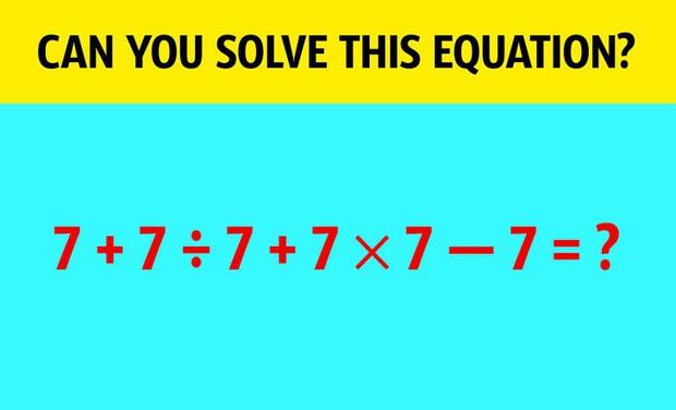 Phải thông minh lắm bạn mới giải được 6 câu đố kích thích trí não và khả năng tư duy này - Ảnh 1.