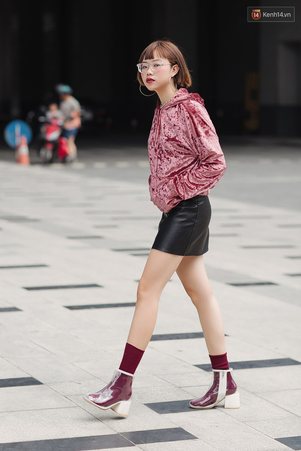 Street style 2 miền: miền Nam chuộng style khỏe khoắn bụi bặm, miền Bắc lại nữ tính chuẩn Hàn - Ảnh 17.
