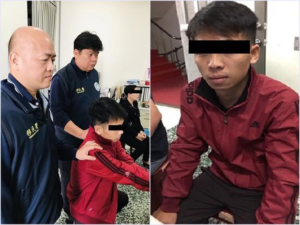 Đài Loan tạm giữ 21 người Việt trong nhóm 152 du khách mất tích - Ảnh 1.