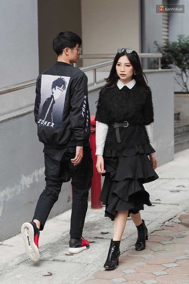 Street style 2 miền: miền Nam chuộng style khỏe khoắn bụi bặm, miền Bắc lại nữ tính chuẩn Hàn - Ảnh 20.