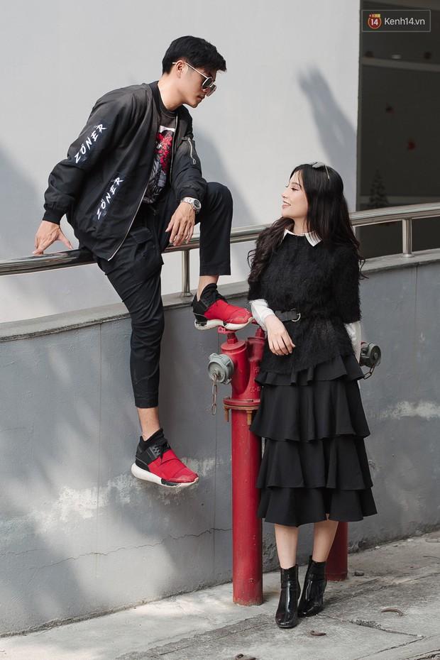 Street style 2 miền: miền Nam chuộng style khỏe khoắn bụi bặm, miền Bắc lại nữ tính chuẩn Hàn - Ảnh 19.