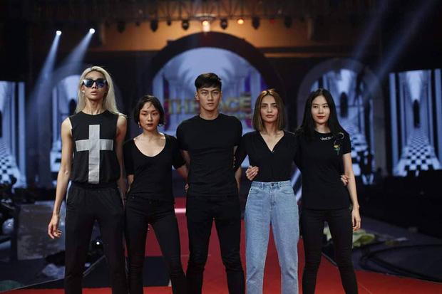 Nhá hàng hình ảnh Chi Pu trong đêm Chung kết The Face Vietnam 2018 - Ảnh 6.