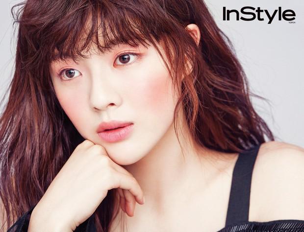 Bạn gái Lee Kwang Soo: Diễn viên đẹp cực phẩm, bản sao bốc lửa của Song Hye Kyo, từng là idol hát, nhảy cực đỉnh - Ảnh 4.