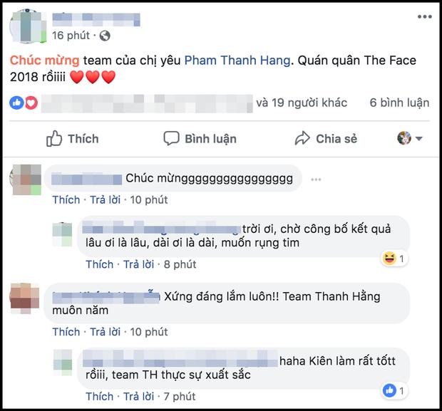 """Cư dân mạng tranh cãi gay gắt khi học trò Thanh Hằng đăng quang Quán quân """"The Face Vietnam 2018"""" - Ảnh 6."""