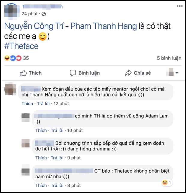 """Cư dân mạng tranh cãi gay gắt khi học trò Thanh Hằng đăng quang Quán quân """"The Face Vietnam 2018"""" - Ảnh 4."""