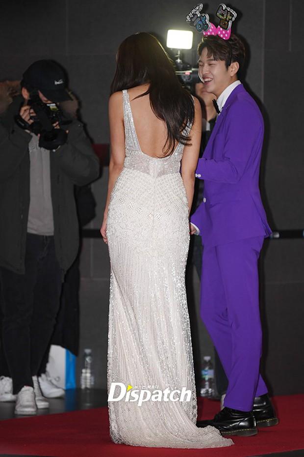 Thảm đỏ SBS Drama Awards: Jang Nara tăng cân vẫn quá đẹp, nàng Kim Sam Soon đọ body nóng bỏng bên loạt minh tinh - Ảnh 23.