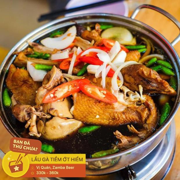 Thách thức team ăn cay với các loại lẩu cay nồng cho buổi tiệc tất niên ngày lạnh ở Hà Nội - Ảnh 11.