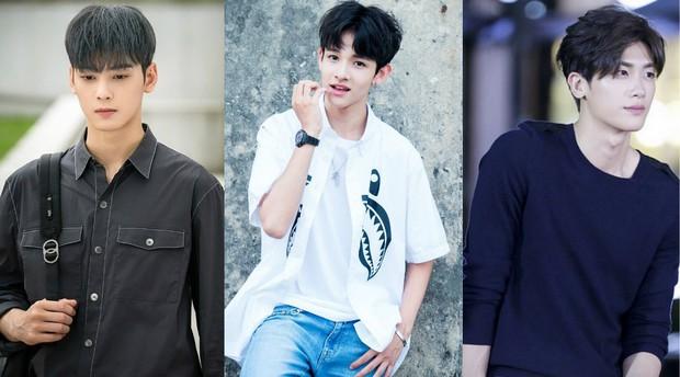 Mỹ nam Cha Eun Woo bất ngờ góp mặt trong danh sách những nam Idol diễn ổn trong năm 2018 - Ảnh 1.
