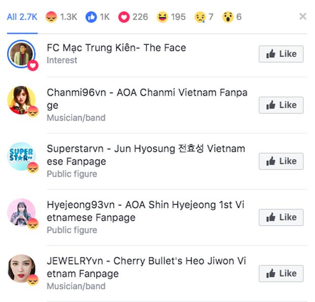 Đăng ảnh thông báo Quán quân là Mạc Trung Kiên, fanpage The Face Vietnam nhận về cả trời phẫn nộ - Ảnh 2.
