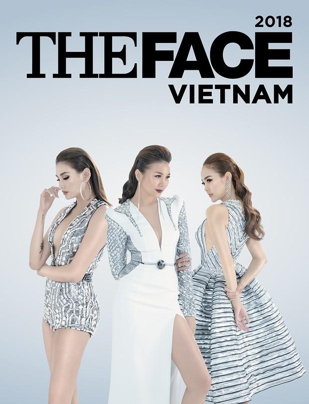 Lời nguyền của The Face: Cả 3 mùa chụp poster, cứ HLV nào đứng giữa là HLV đó giành chiến thắng? - Ảnh 1.