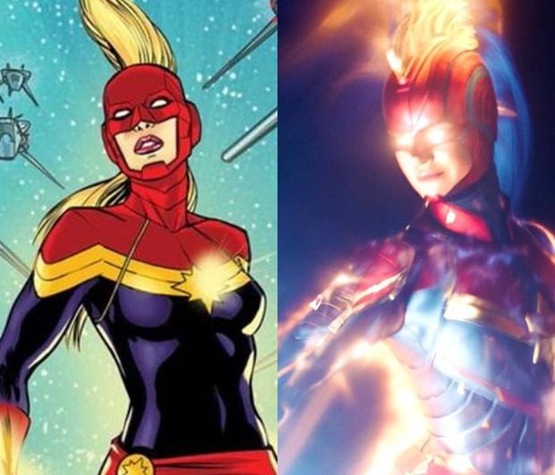Trailer Captain Marvel khiến fan phát cuồng vì Brie Larson quá ngầu - Ảnh 4.