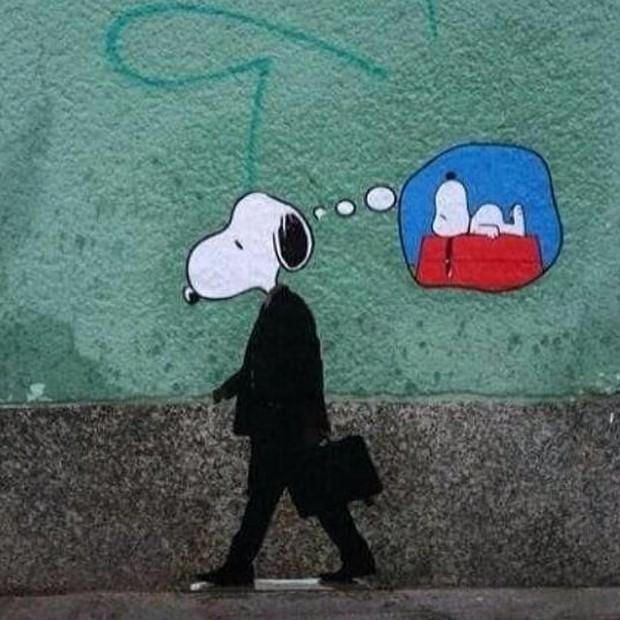 Khi những bức tường nhàm chán được thổi hồn bằng tranh vẽ, ai đi qua cũng sẽ phải ngoái nhìn - Ảnh 18.