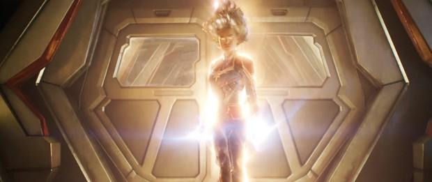 Trailer Captain Marvel khiến fan phát cuồng vì Brie Larson quá ngầu - Ảnh 7.