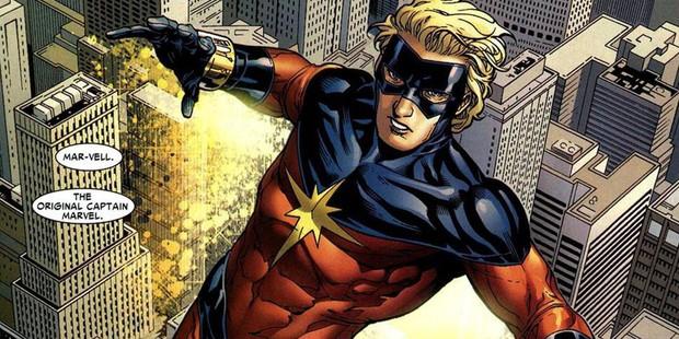 """Điểm danh 7 thành viên thuộc """"hội bạn thân"""" Starforce của Captain Marvel - Ảnh 3."""