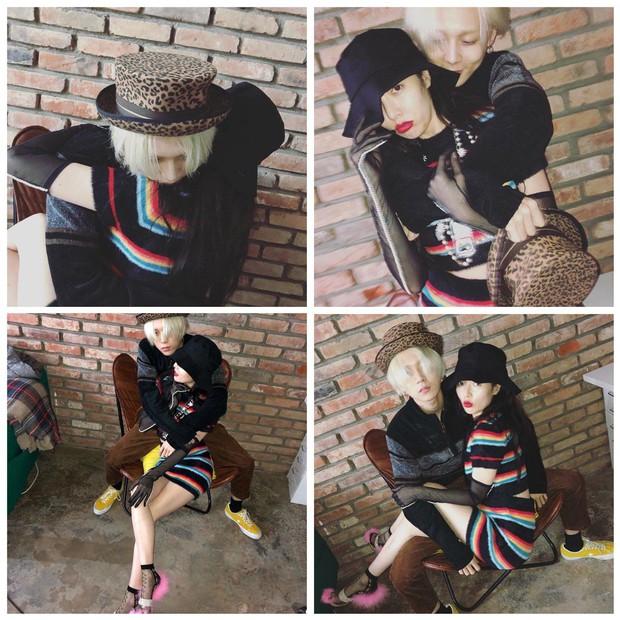 Những cuộc tình chị em trong giới idol Hàn: Không bị ném đá vì quá thị phi thì cũng kết thúc trong tranh cãi - Ảnh 1.