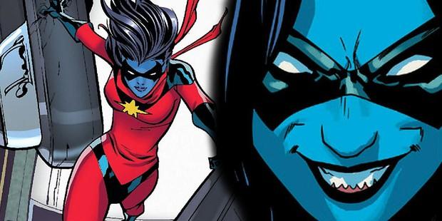 """Điểm danh 7 thành viên thuộc """"hội bạn thân"""" Starforce của Captain Marvel - Ảnh 12."""