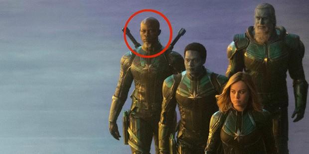 """Điểm danh 7 thành viên thuộc """"hội bạn thân"""" Starforce của Captain Marvel - Ảnh 6."""