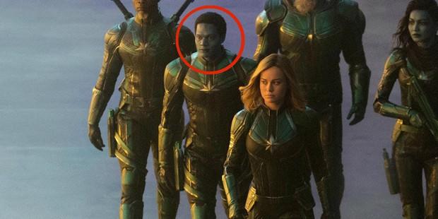 """Điểm danh 7 thành viên thuộc """"hội bạn thân"""" Starforce của Captain Marvel - Ảnh 8."""
