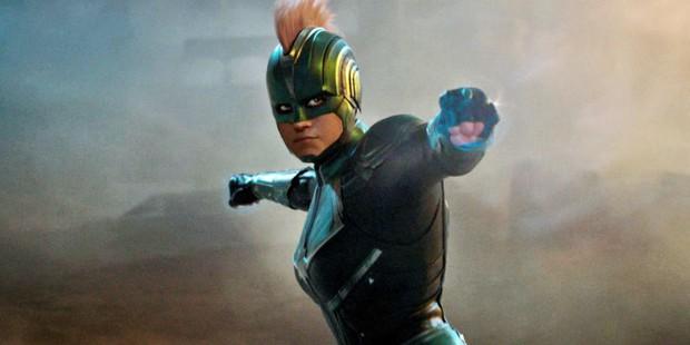 """Điểm danh 7 thành viên thuộc """"hội bạn thân"""" Starforce của Captain Marvel - Ảnh 9."""