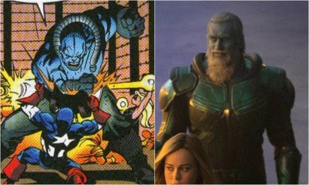 """Điểm danh 7 thành viên thuộc """"hội bạn thân"""" Starforce của Captain Marvel - Ảnh 10."""