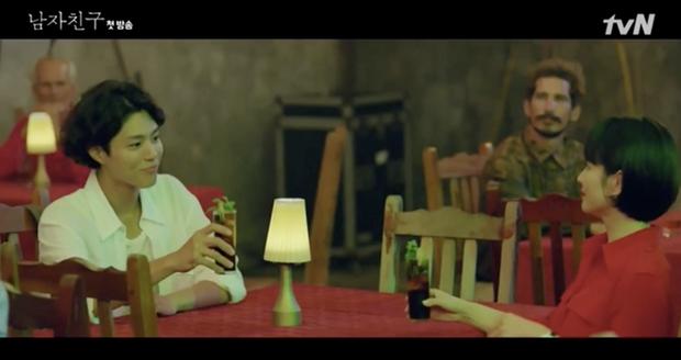 Nghe chị google tóm tắt màn gặp gỡ của Song Hye Kyo và Park Bo Gum ở Encounter trong 1 nốt nhạc - Ảnh 3.